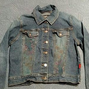 Angfu denim jacket